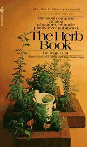photo of Herb Book